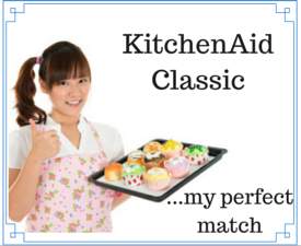 KitchenAidClassic mixer