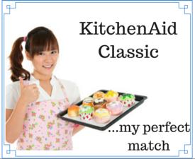 KitchenAidClassic mixer