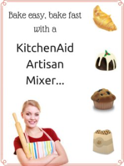 artisan kitchenaid mixer